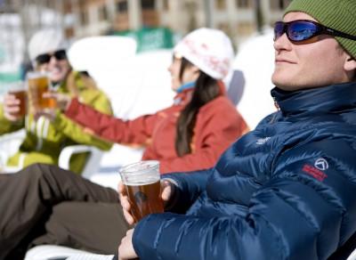 all inclusive ski group