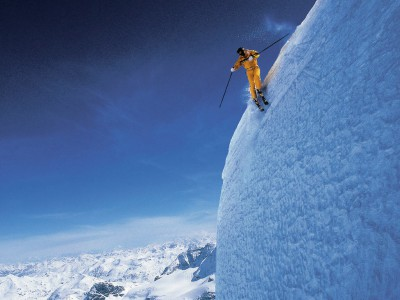 extreme ski insane