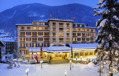 Austrian ski hotel