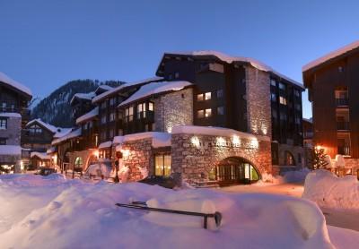 Espace Killy ski hotel