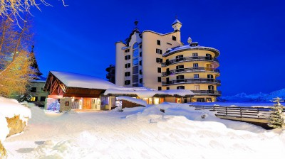 Hotel for ski holiday in Italy