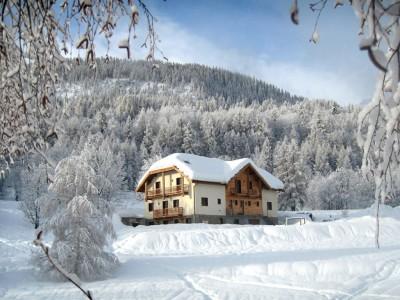 Italy ski Chalet