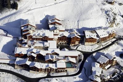 Paradiski ski hotel