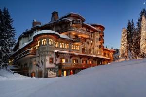 Ski Hotel in France
