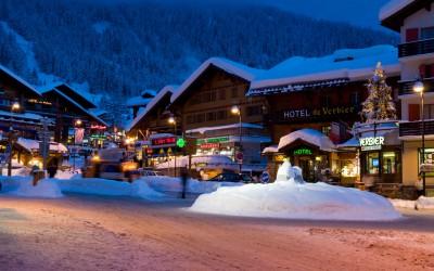 Ski hotel Espace Killy