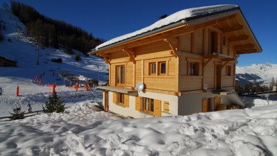 Small chalet in Paradiski