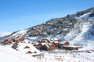 Three Valleys ski hotel
